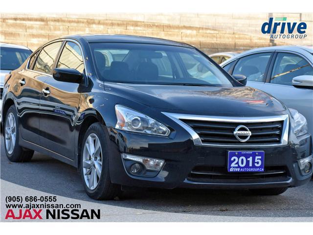 2015 Nissan Altima 2.5 SV (Stk: P4003) in Ajax - Image 1 of 21