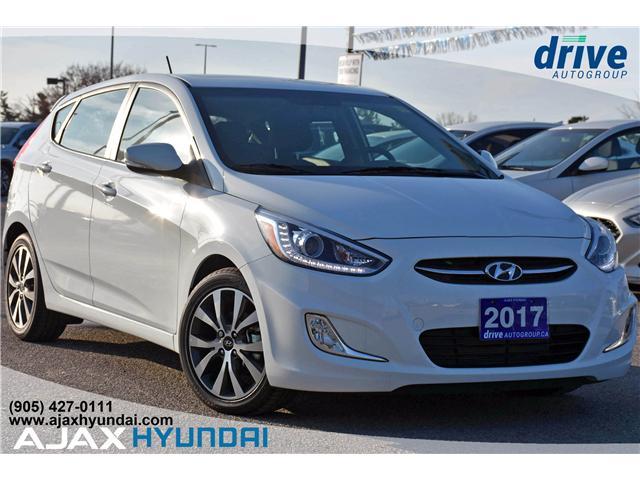2017 Hyundai Accent GLS  17281 in Ajax