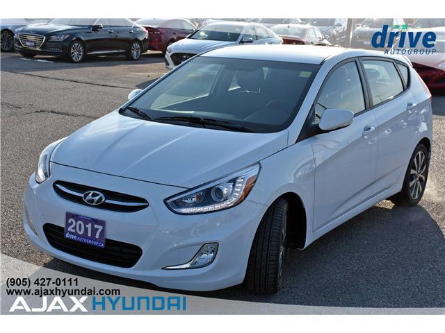 2017 Hyundai Accent GLS (Stk: 17281) in Ajax - Image 4 of 23