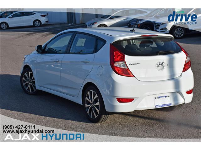 2017 Hyundai Accent GLS (Stk: 17281) in Ajax - Image 5 of 23