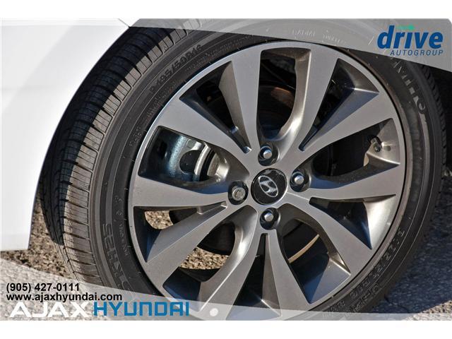 2017 Hyundai Accent GLS (Stk: 17281) in Ajax - Image 8 of 23