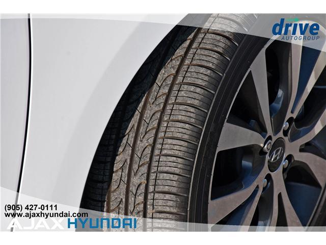 2017 Hyundai Accent GLS (Stk: 17281) in Ajax - Image 9 of 23