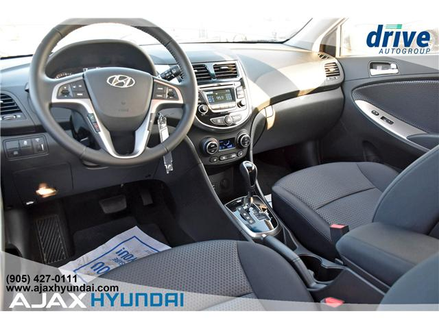 2017 Hyundai Accent GLS (Stk: 17281) in Ajax - Image 2 of 23
