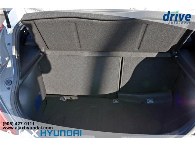 2017 Hyundai Accent GLS (Stk: 17281) in Ajax - Image 13 of 23