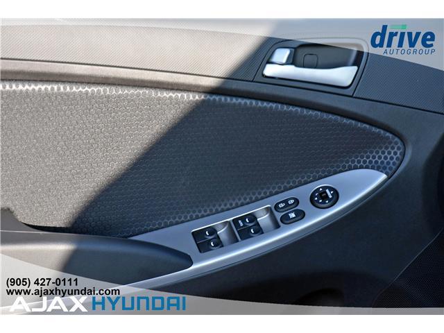 2017 Hyundai Accent GLS (Stk: 17281) in Ajax - Image 15 of 23