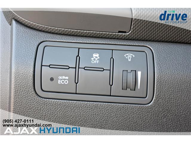 2017 Hyundai Accent GLS (Stk: 17281) in Ajax - Image 16 of 23