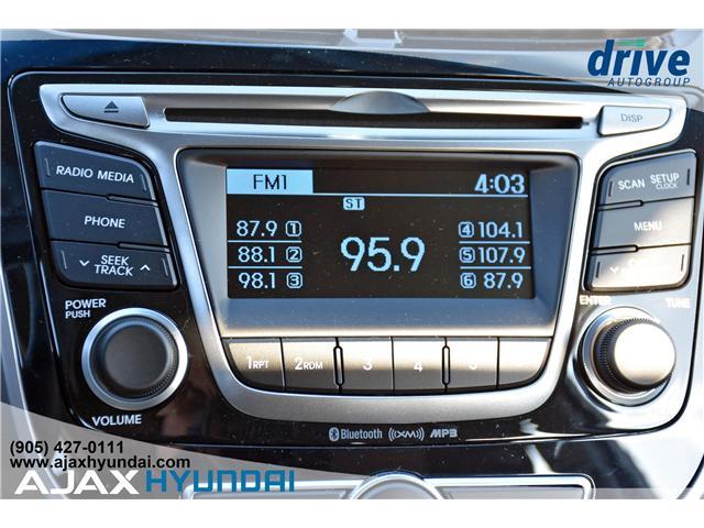 2017 Hyundai Accent GLS (Stk: 17281) in Ajax - Image 20 of 23