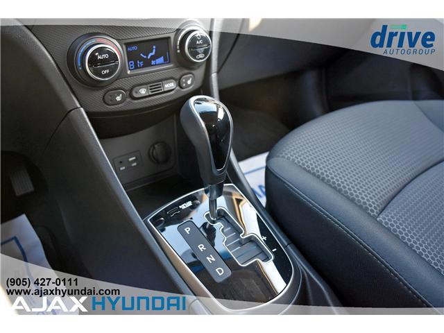 2017 Hyundai Accent GLS (Stk: 17281) in Ajax - Image 22 of 23