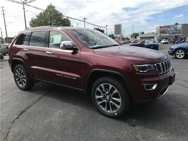 2018 Jeep Grand Cherokee Limited (Stk: 181248) in Windsor - Image 1 of 11