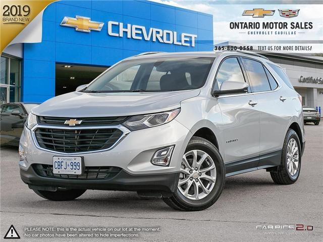 2019 Chevrolet Equinox 1LT (Stk: 9157724) in Oshawa - Image 1 of 19