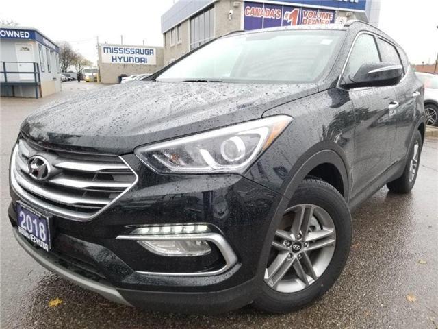 2018 Hyundai Santa Fe Sport Premium (Stk: op10033) in Mississauga - Image 1 of 17
