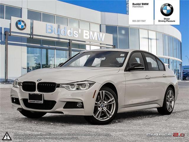 2018 BMW 330i xDrive (Stk: B77817) in Hamilton - Image 1 of 27