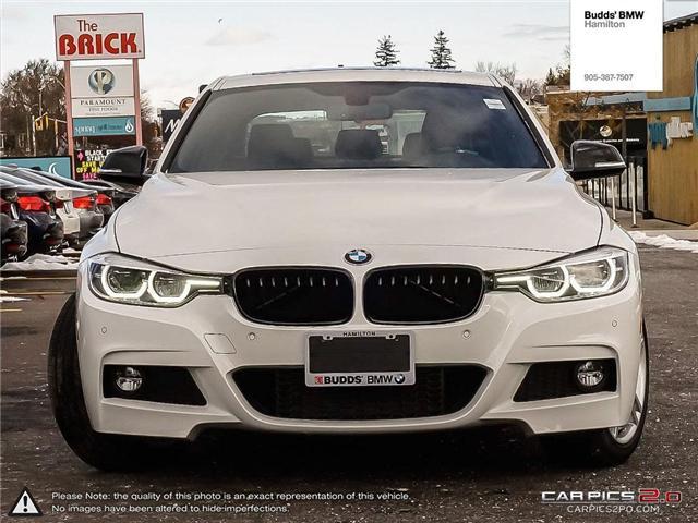 2018 BMW 330i xDrive (Stk: B77817) in Hamilton - Image 2 of 27