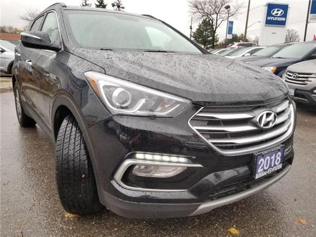 2018 Hyundai Santa Fe Sport Premium (Stk: op10033) in Mississauga - Image 3 of 17