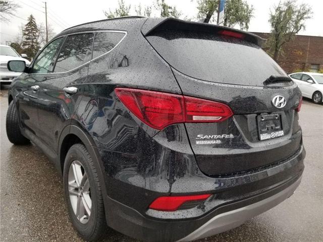 2018 Hyundai Santa Fe Sport Premium (Stk: op10033) in Mississauga - Image 7 of 17