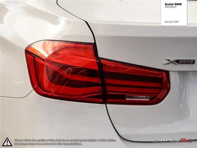 2018 BMW 330i xDrive (Stk: B77817) in Hamilton - Image 11 of 27