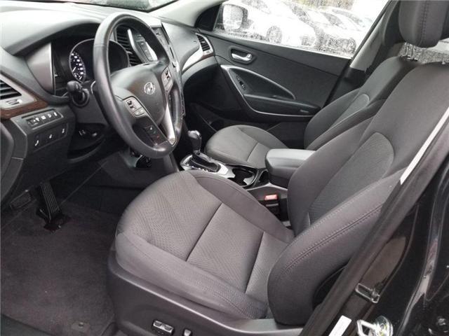 2018 Hyundai Santa Fe Sport Premium (Stk: op10033) in Mississauga - Image 10 of 17