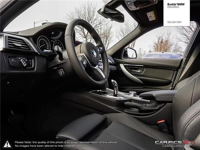 2018 BMW 330i xDrive (Stk: B77817) in Hamilton - Image 12 of 27