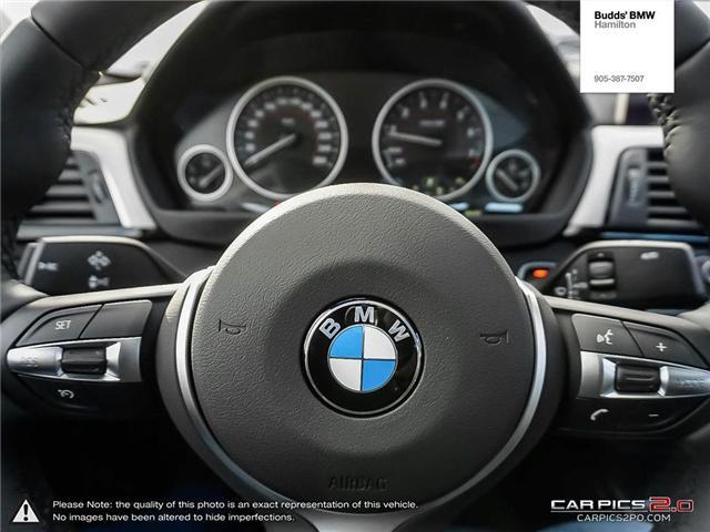 2018 BMW 330i xDrive (Stk: B77817) in Hamilton - Image 13 of 27