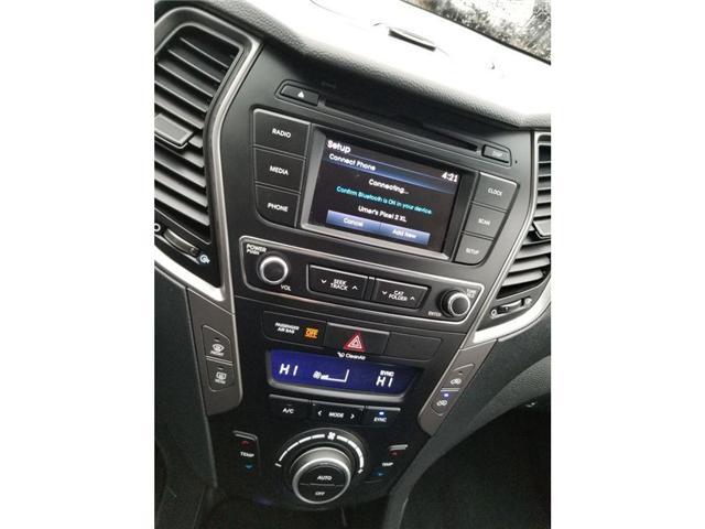 2018 Hyundai Santa Fe Sport Premium (Stk: op10033) in Mississauga - Image 13 of 17