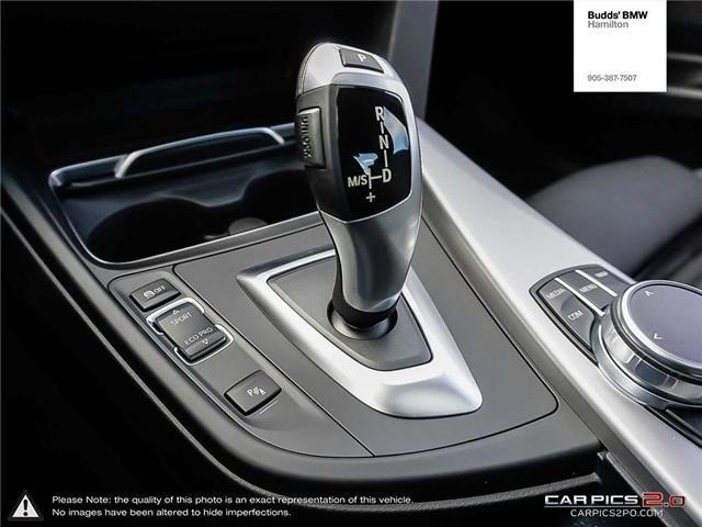 2018 BMW 330i xDrive (Stk: B77817) in Hamilton - Image 22 of 27