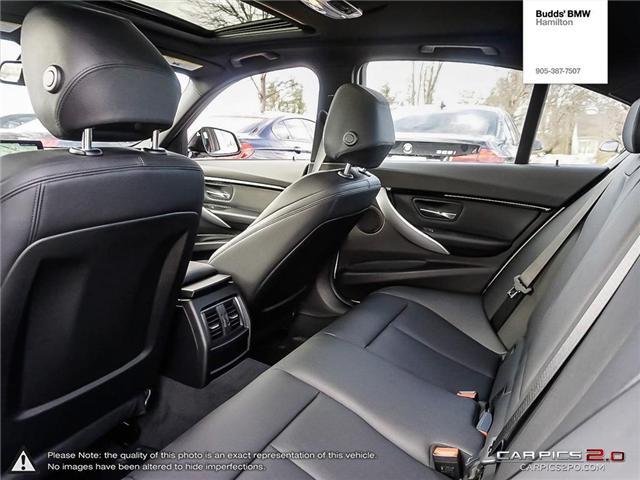 2018 BMW 330i xDrive (Stk: B77817) in Hamilton - Image 25 of 27