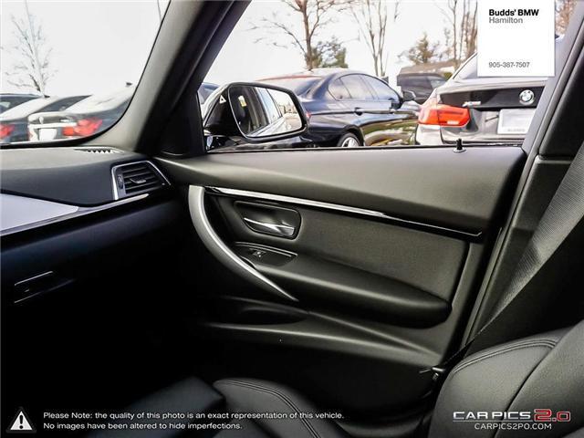 2018 BMW 330i xDrive (Stk: B77817) in Hamilton - Image 27 of 27