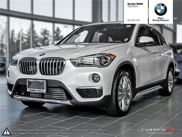 2018 BMW X1 xDrive28i (Stk: T77276) in Hamilton - Image 1 of 24