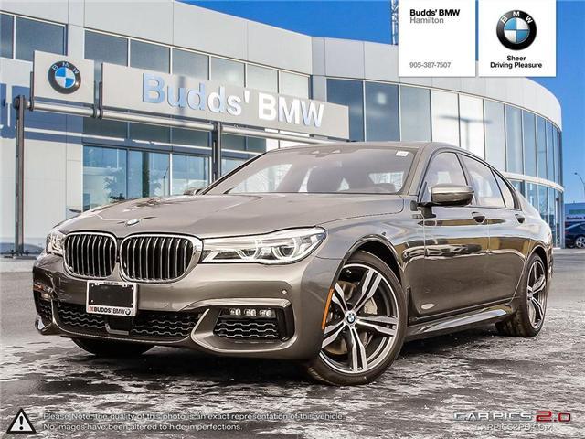 2019 BMW 750i xDrive (Stk: B76641) in Hamilton - Image 1 of 26