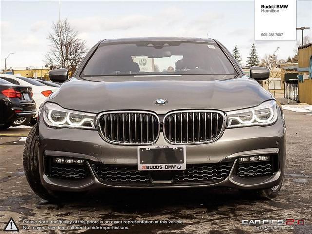 2019 BMW 750i xDrive (Stk: B76641) in Hamilton - Image 2 of 26