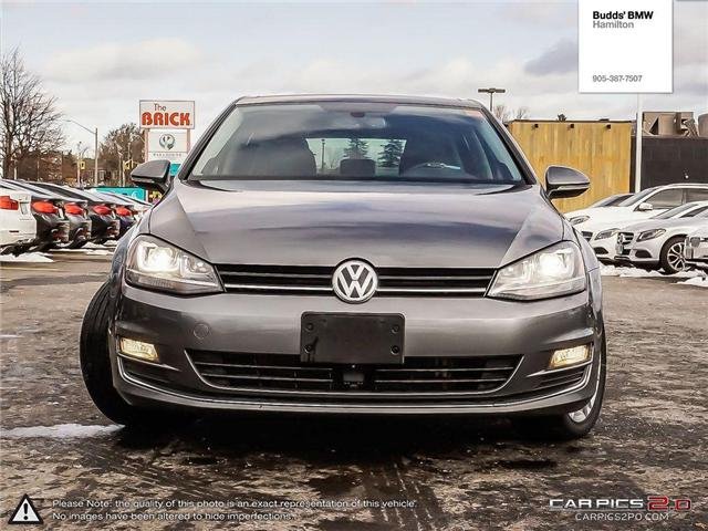 2015 Volkswagen Golf 1.8 TSI Highline (Stk: T35433PA) in Hamilton - Image 2 of 26