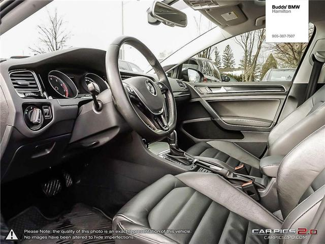2015 Volkswagen Golf 1.8 TSI Highline (Stk: T35433PA) in Hamilton - Image 13 of 26