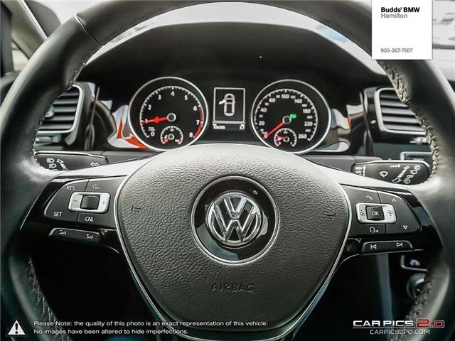 2015 Volkswagen Golf 1.8 TSI Highline (Stk: T35433PA) in Hamilton - Image 14 of 26