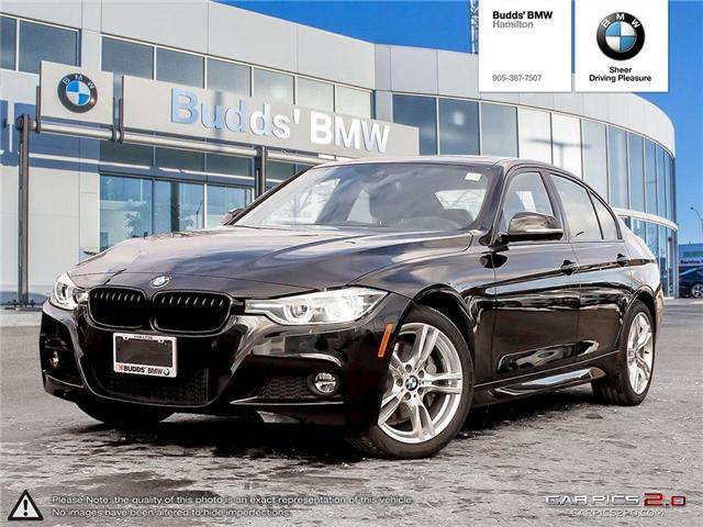 2018 BMW 340i xDrive (Stk: B77586) in Hamilton - Image 1 of 26