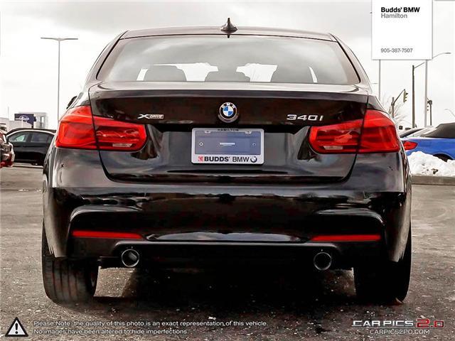 2018 BMW 340i xDrive (Stk: B77586) in Hamilton - Image 5 of 26