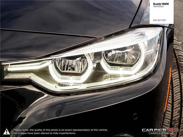 2018 BMW 340i xDrive (Stk: B77586) in Hamilton - Image 10 of 26