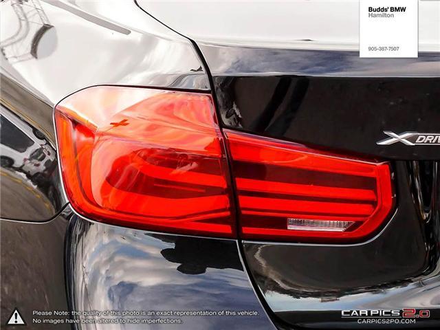 2018 BMW 340i xDrive (Stk: B77586) in Hamilton - Image 11 of 26