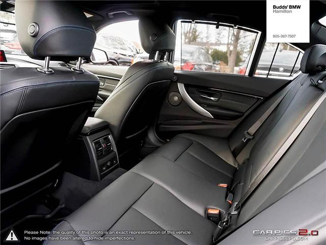 2018 BMW 340i xDrive (Stk: B77586) in Hamilton - Image 24 of 26
