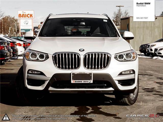 2019 BMW X3 xDrive30i (Stk: T81079) in Hamilton - Image 2 of 26
