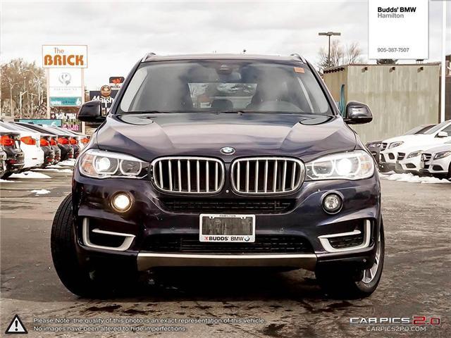 2015 BMW X5 xDrive35i (Stk: T29903A) in Hamilton - Image 2 of 24