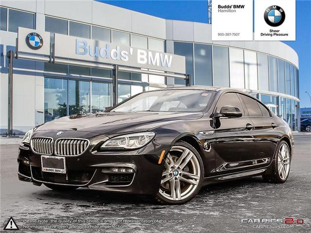2017 BMW 650 Gran Coupe  (Stk: B18483A) in Hamilton - Image 1 of 27