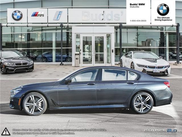 2016 BMW 750 Li xDrive (Stk: DB5448) in Oakville - Image 2 of 25