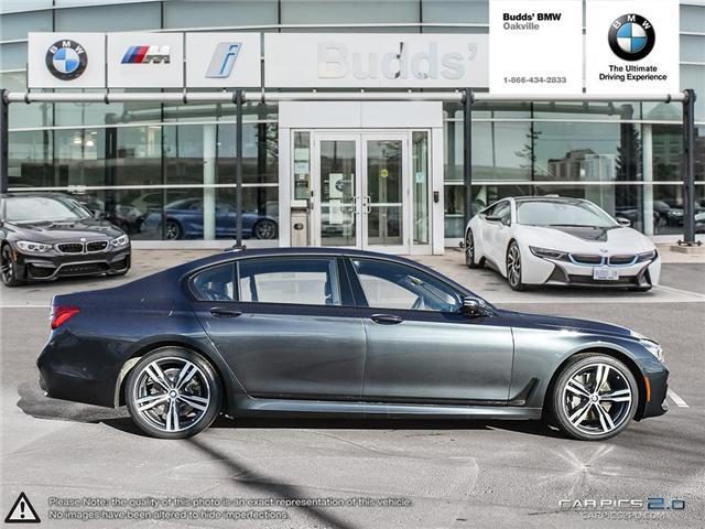 2016 BMW 750 Li xDrive (Stk: DB5448) in Oakville - Image 6 of 25