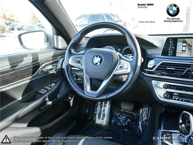 2016 BMW 750 Li xDrive (Stk: DB5448) in Oakville - Image 9 of 25
