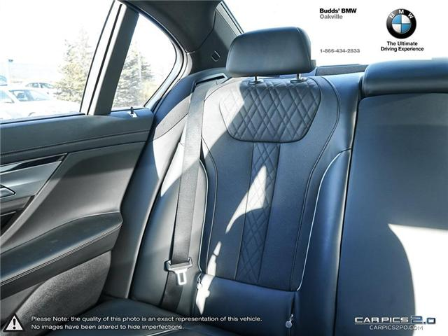 2016 BMW 750 Li xDrive (Stk: DB5448) in Oakville - Image 12 of 25