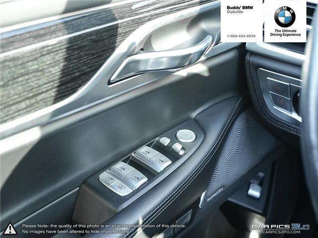 2016 BMW 750 Li xDrive (Stk: DB5448) in Oakville - Image 22 of 25