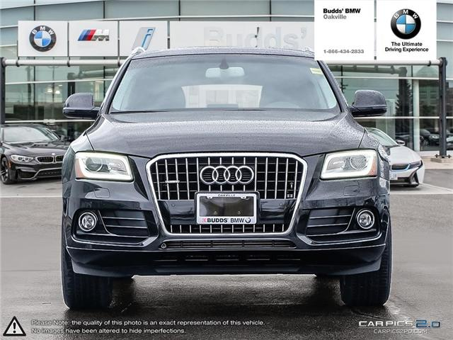 2015 Audi Q5 2.0T Progressiv (Stk: T679111A) in Oakville - Image 2 of 24