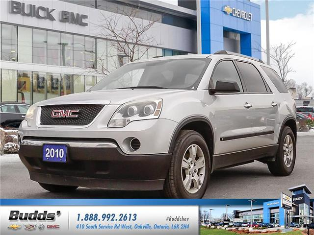 2010 GMC Acadia SLE (Stk: EQ8129PA) in Oakville - Image 1 of 22