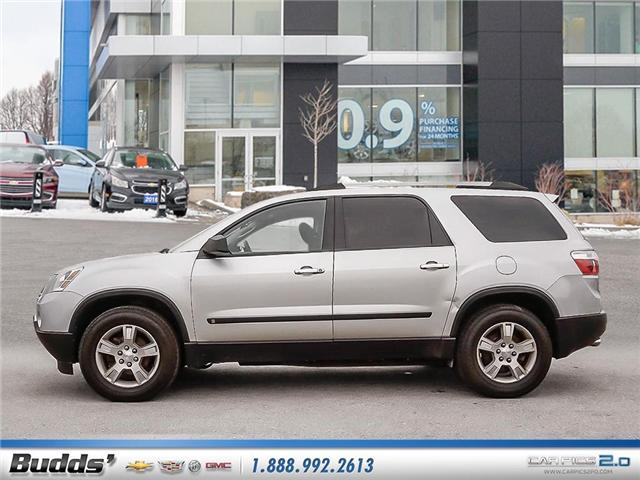 2010 GMC Acadia SLE (Stk: EQ8129PA) in Oakville - Image 2 of 22