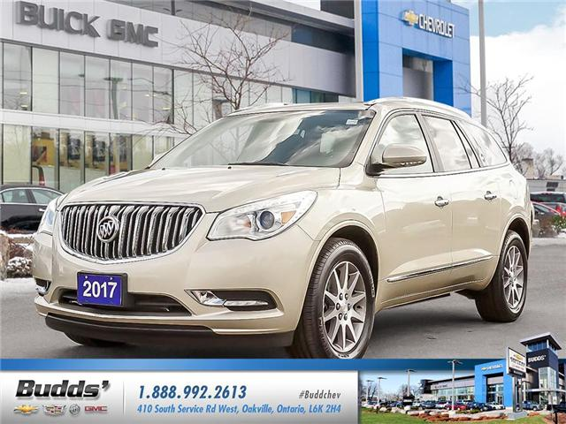 2017 Buick Enclave Leather (Stk: EV8003PA) in Oakville - Image 1 of 25